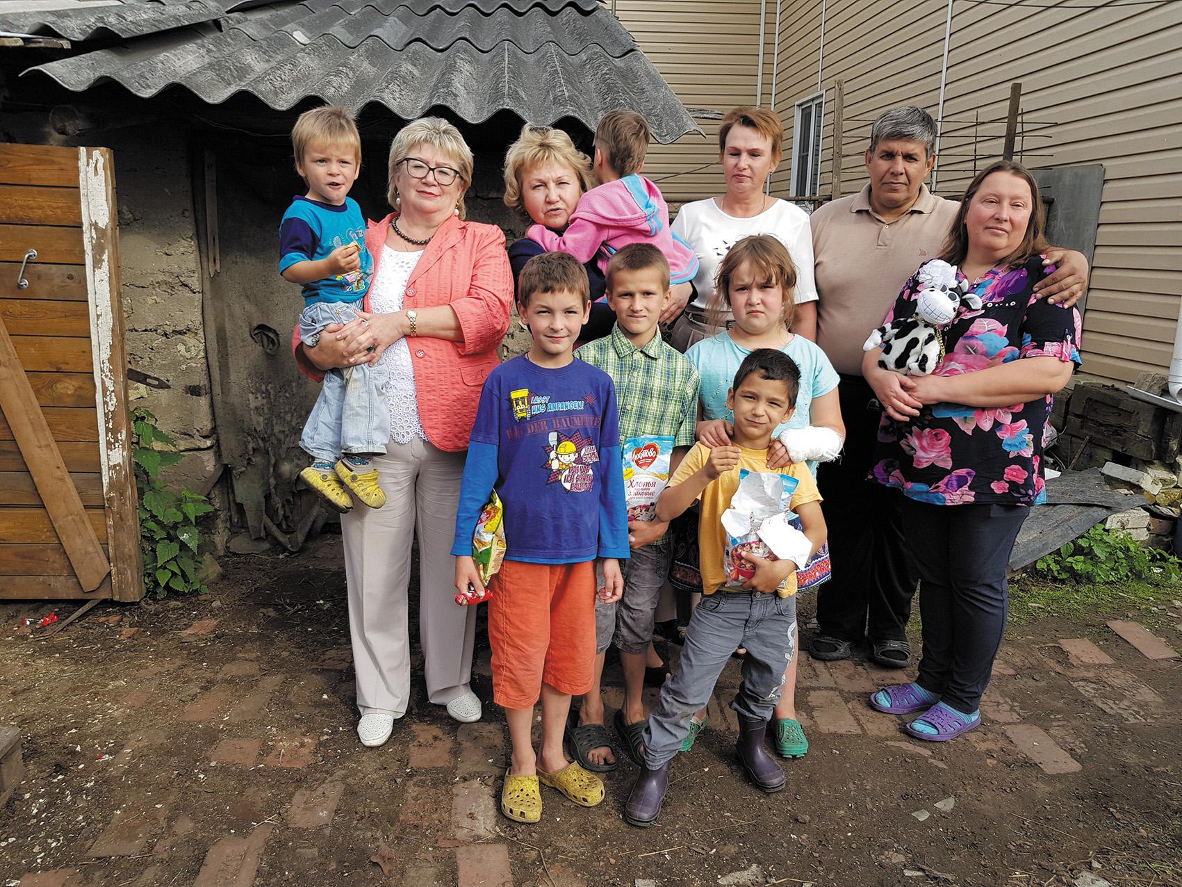 новости многодетная семья в с семкино фото про тебя